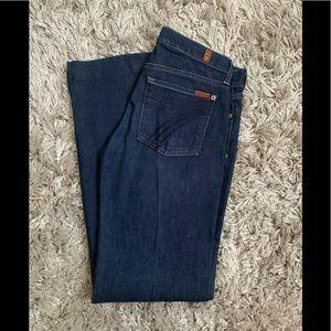 7FAM Dojo Jeans Size 29